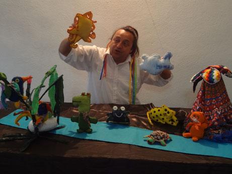 Chikiton en el Festibienal