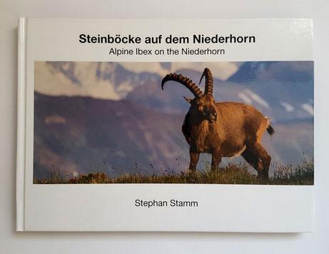 Bildband Steinböcke auf dem Niederhorn - Picture Book Alpin Ibex on The Niederhorn © Stephan Stamm www.belimago.net
