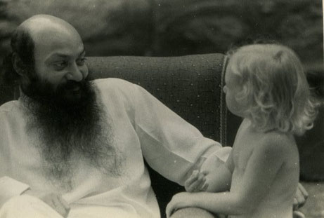 Osho in the seventies