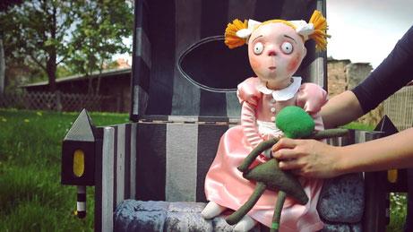 Zeitgenössiche Puppenspielkunst