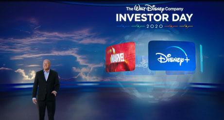 The Walt Disney Company - INVESTOR DAY 2020