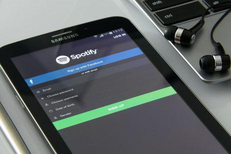 Spotifys Börsengang