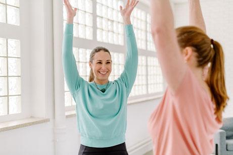 fit und schlank mit Personal Training in Hamburg