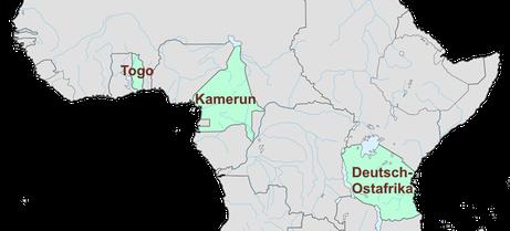 Karte der betroffenen Gebiete. Bild: Wikimedia Commons.**