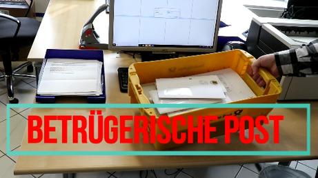Der Buchhalter e.V. - Posteingang zur Digitaliserung