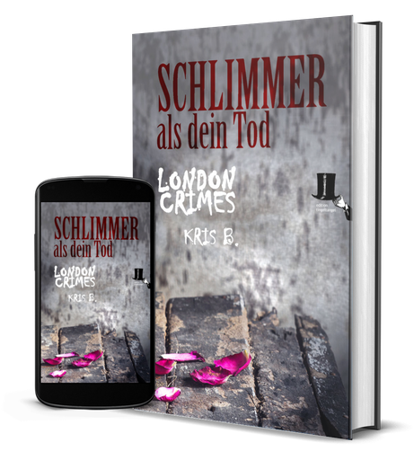 London Crimes 2: Schlimmer als dein Tod (Cover)