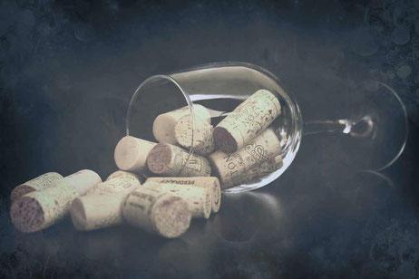 Wijntermen betekenis TCA