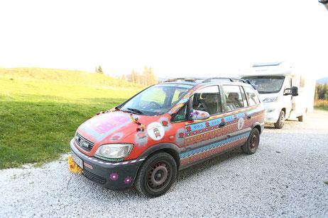 Boom Banger Rally_Norwegen_Wohmobil