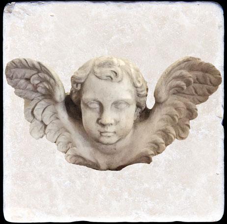 Kunstwerk WORLD'S ANGELS V 2017 auf ARTS 4 als Stein-Druck bestellen
