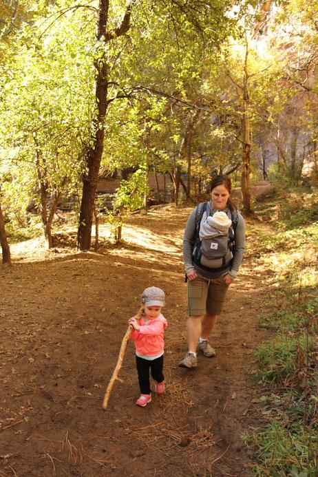 West Fork Trail Sedona, Arizona - Travel with Baby