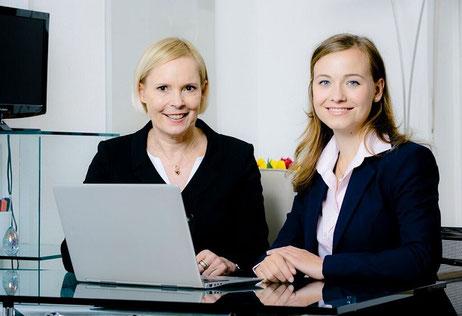 Dr. Karin von Schumann & Tamaris Böttcher