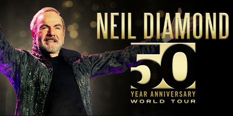 Neil Diamond | SAP Arena / Mannheim | 16.09.17