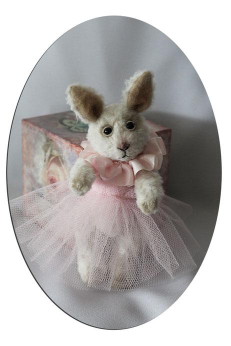 """Sammler Teddybären Collector Teddy Bears  Hase """"Lizzy Häschen"""""""