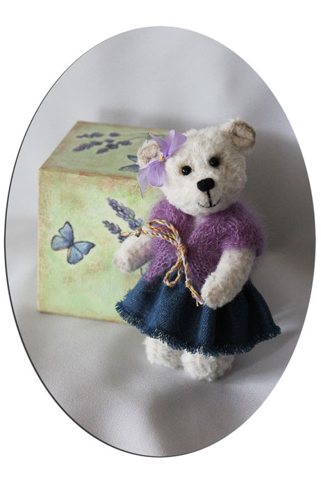 "Teddybären Teddy Bears  ""Alicia"" Sammler"