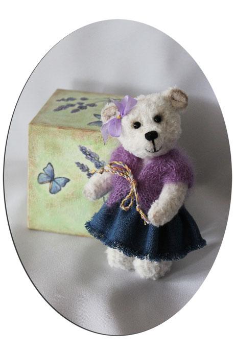 "Sammler Teddybären collectors Teddy Bears ""Alicia"" Handmade"