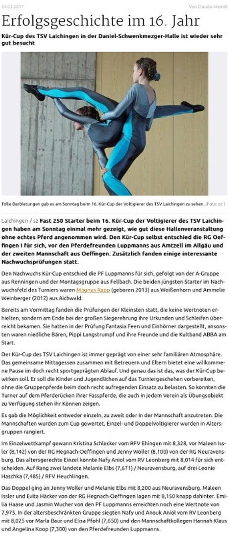 mit freundlicher Genehmigung von schwaebische.de, erschienen am 15.03.17