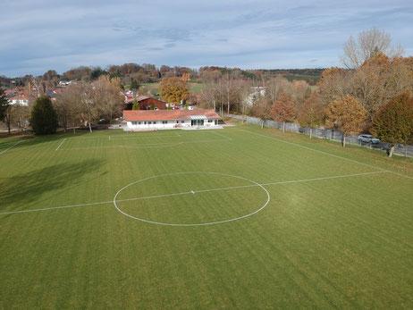 Sportgelände des SV Tussenhausen
