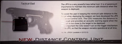 JPX Werbeprospekt