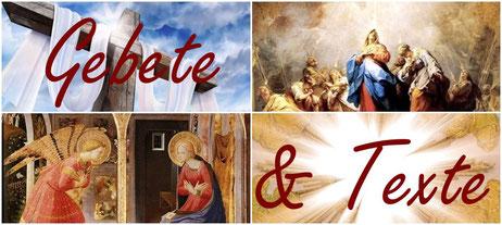 Gebete & Texte