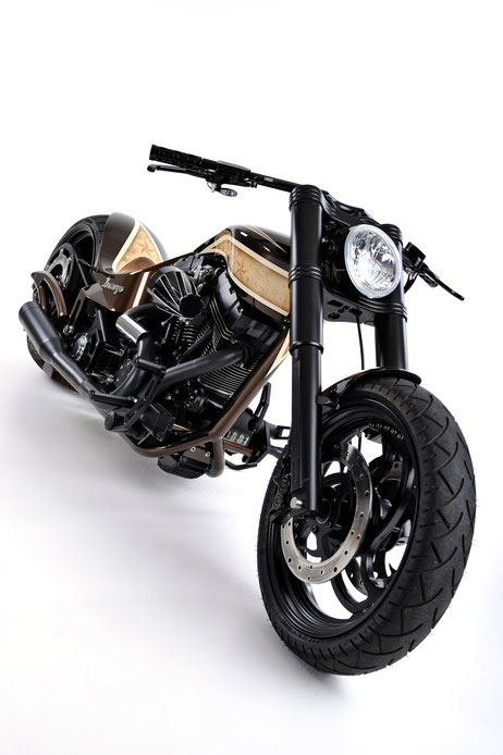 Harley Davidson Insurge Custombike