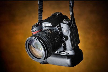 euer hochzeitsfotograf - equipment - nikon d90mit batteriegriff