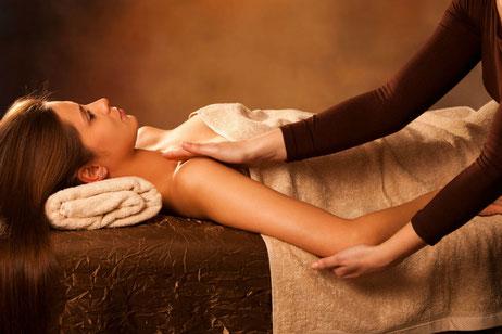 massaggi corpo per il benessere e riequilibrio