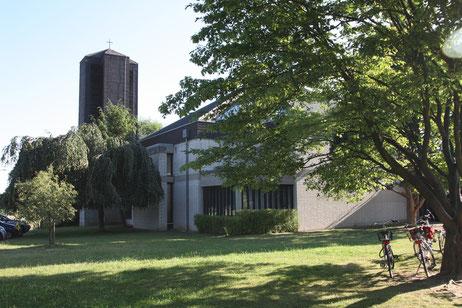 Roettgen, evangelische Kirche