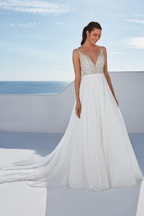 Empfehlung des Monats: Brautkleid aus Spitze