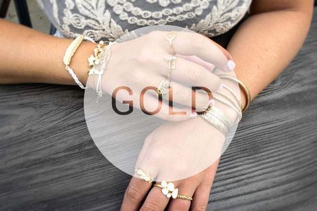 gold fashion jewelry schmuck fabulous funky golden handmade golden vergoldet ketten ohrringe