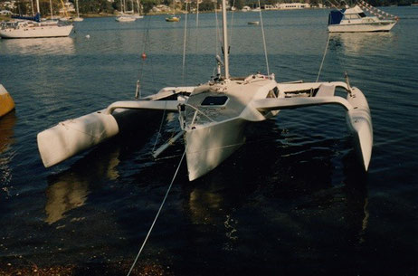Trimaran 075Mk11 Consider Me Gone at Wangi