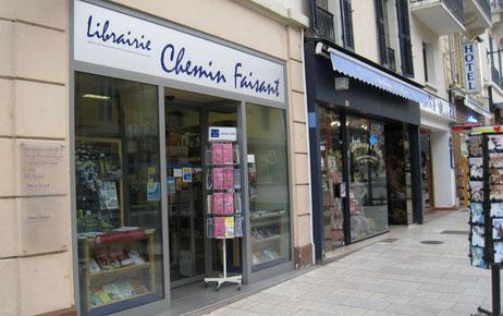 Librairie Chemin Faisant