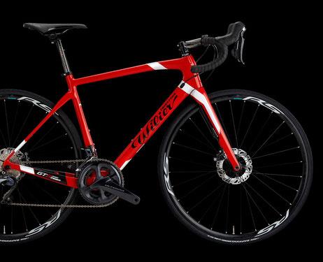 Wilier GTR Team Disc Italian Cycle Experience