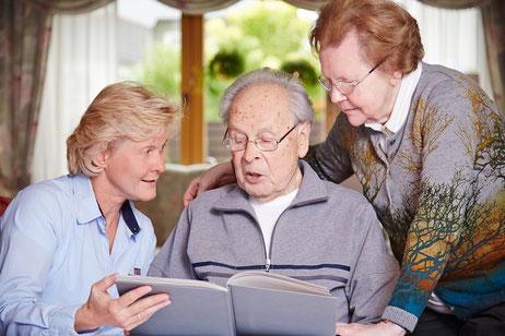 Christine Bertram – Mobiler Dienst – Seniorenbetreuung