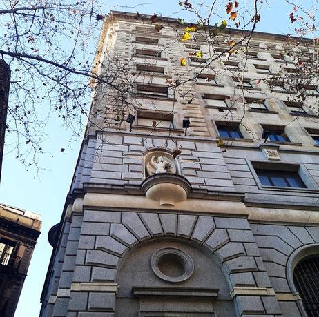 Портал Ангела в Барселоне