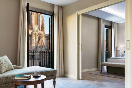 Colón Hotel Barcelona - отели 4 звезды в Готическом квартале