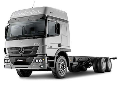 mercedes-benz atego service manuals PDF
