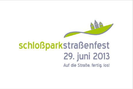 STRASSENFEST | Entwicklung Logo