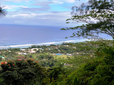 Hiking Raemaru, Raemaru Rarotonga,