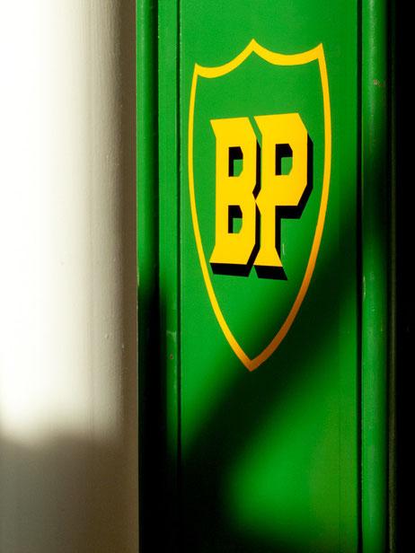 Tankstelle - BP