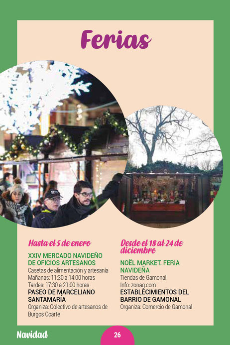 La Navidad en Burgos Pista de hielo
