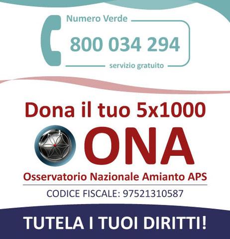 Comunicato ONA 12.01.2011.