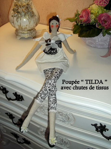 Poupée TILDA