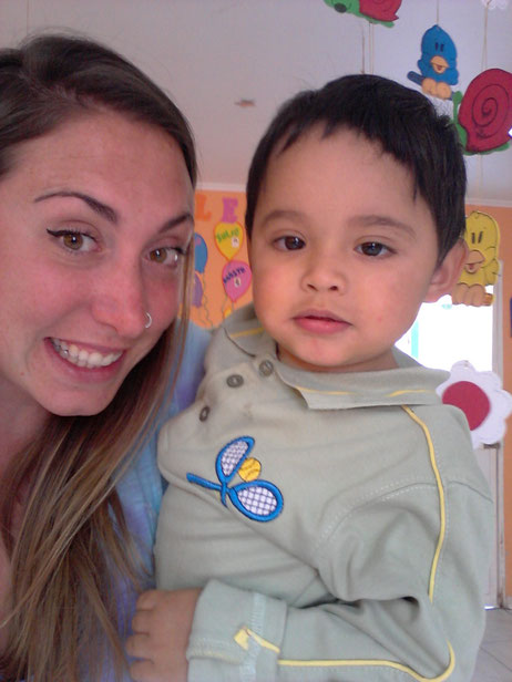 Volunteering as a English Teacher in Chile through Workaway