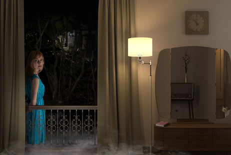 "Jad, Oxana, ""La chatte"", Lambda Print, Limited Edition, edition: 5 + 2*, 2013, 70 x 105 cm"