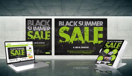 InSPiN setzt Sale-Kampagne für GRAVIS um