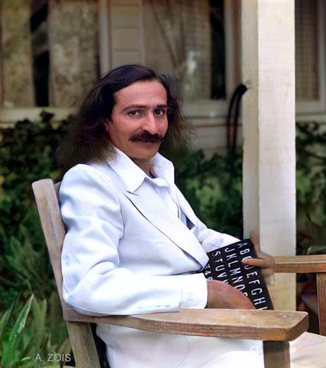 1932 : Meher Baba in Hollywood, California