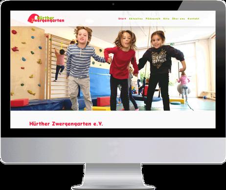 Webseite Nordmanns Eisfabrik