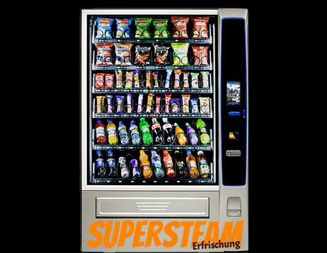 Liquids aus dem Erfrischungsautomat