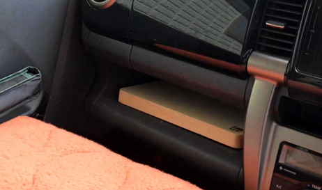 能登ヒバ 木工品 アウトドア用まな板 車載 万能 サイズオーダー