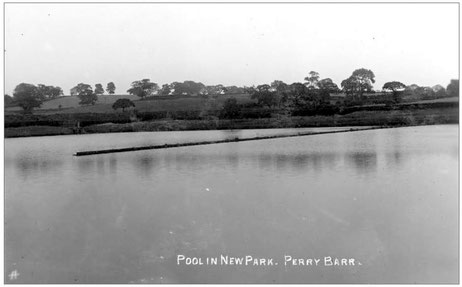 Perry Park 1890s - image from the Library of Birmingham's Birmingham Images